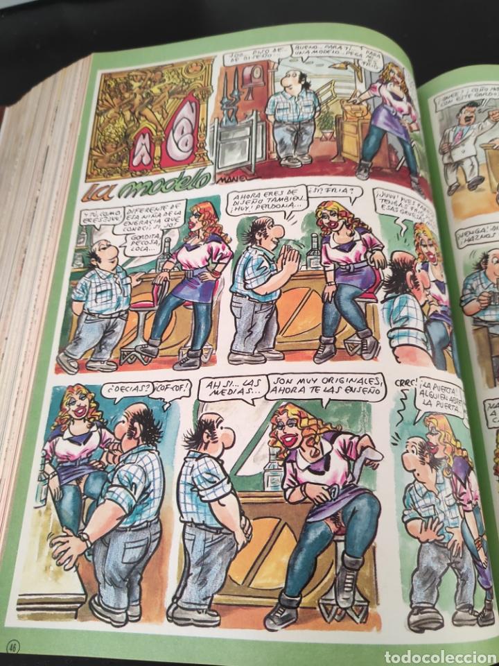 Coleccionismo de Revista El Jueves: Libro coleccionista EL JUEVES comics, posters,... 1993 - Foto 6 - 189078807