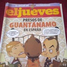 Coleccionismo de Revista El Jueves: EL JUEVES. AÑO XXXII. Nº 1658. 2009. Lote 240179490