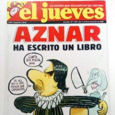 Coleccionismo de Revista El Jueves: EL JUEVES - AÑO XXX Nº 1590 - DEL 14 AL 20 DE NOVIEMBRE DE 2007. Lote 244400875