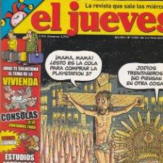 Coleccionismo de Revista El Jueves: REVISTA EL JUEVES NÚMERO 1558 : SEMANA SANTA 2007. EDITADO EN 2007.. Lote 244818950