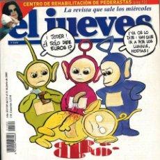 Coleccionismo de Revista El Jueves: EL JUEVES. JUNIO DEL 2005. Lote 245929480