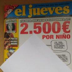 Coleccionismo de Revista El Jueves: EL JUEVES 1573. Lote 246049510