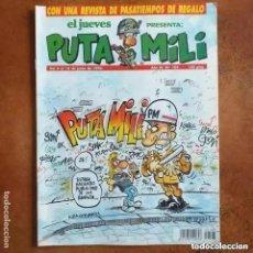 Coleccionismo de Revista El Jueves: PUTA MILI NUM 102. Lote 246358270