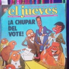 Coleccionismo de Revista El Jueves: EL JUEVES - AÑO III - NÚM. 92 - 28 DE FEBRERO DE 1979.. Lote 246377920