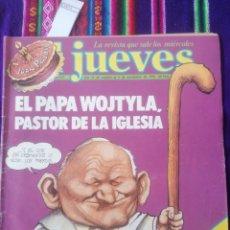 Coleccionismo de Revista El Jueves: EL JUEVES - AÑO III - NÚM. 127 - 31 DE OCTUBRE DE 1979.. Lote 246390160