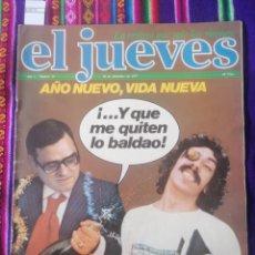 Coleccionismo de Revista El Jueves: EL JUEVES - AÑO I - NÚM- 31 - 30 DE DICIEMBRE DE 1977. Lote 246418320