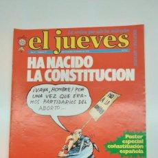 Colecionismo da Revista El Jueves: EL JUEVES Nº 77, NOVIEMBRE 1978. Lote 251331050