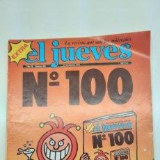 Colecionismo da Revista El Jueves: EL JUEVES Nº 100, ABRIL 1979. Lote 251373680