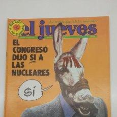 Colecionismo da Revista El Jueves: EL JUEVES Nº 115, AGOSTO 1979. Lote 251387215