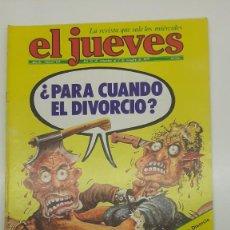 Colecionismo da Revista El Jueves: EL JUEVES Nº 122, SEPTIEMBRE 1979. Lote 251393635