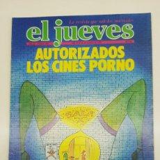 Colecionismo da Revista El Jueves: EL JUEVES Nº 125, OCTUBRE 1979. Lote 251394955