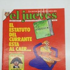 Colecionismo da Revista El Jueves: EL JUEVES Nº 129, NOVIEMBRE 1979. Lote 251423755
