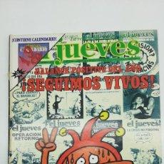 Colecionismo da Revista El Jueves: EL JUEVES Nº 135, DICIEMBRE 1979. Lote 251433310