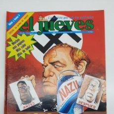 Colecionismo da Revista El Jueves: EL JUEVES Nº 145, MARZO 1980. Lote 251437360