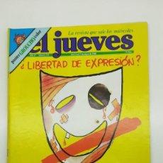 Colecionismo da Revista El Jueves: EL JUEVES Nº 156, MAYO 1980. Lote 251586045
