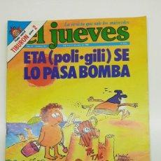 Colecionismo da Revista El Jueves: EL JUEVES Nº 163, JULIO 1980. Lote 251587755