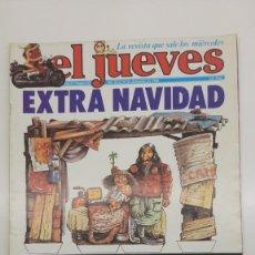 Colecionismo da Revista El Jueves: EL JUEVES Nº 185, DICIEMBRE 1980. Lote 251593460