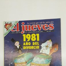 Colecionismo da Revista El Jueves: EL JUEVES Nº 188, DICIEMBRE 1980. Lote 251595255