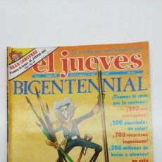Colecionismo da Revista El Jueves: EL JUEVES Nº 200, MARZO 1981. Lote 251603960