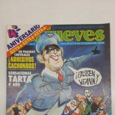 Colecionismo da Revista El Jueves: EL JUEVES Nº 209, MAYO 1981. Lote 251604560