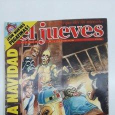 Colecionismo da Revista El Jueves: EL JUEVES Nº 341, DICIEMBRE 1983. Lote 251744295
