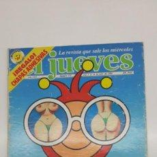 Colecionismo da Revista El Jueves: EL JUEVES Nº 371, JULIO 1984. Lote 251744355