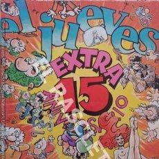 Coleccionismo de Revista El Jueves: EL JUEVES - EXTRA 15 ANIVERSARIO. Lote 252505785