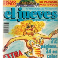 Colecionismo da Revista El Jueves: EL JUEVES. Nº 632. EXTRA VERANO. 5 JULIO 1989. (ST/.2). Lote 253474800