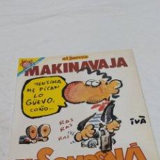 Coleccionismo de Revista El Jueves: EL JUEVES MAQUINAVAJA. Lote 253870755