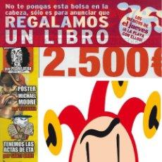 Coleccionismo de Revista El Jueves: EL JUEVES Nº 1573. Lote 254853945