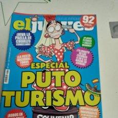 Coleccionismo de Revista El Jueves: X EL JUEVES 2151 ESPECIAL PUTO TURISMO. Lote 254891890