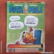 Coleccionismo de Revista El Jueves: PUTA MILI NUM 89. Lote 255460345