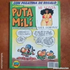 Coleccionismo de Revista El Jueves: PUTA MILI NUM 55. Lote 255461225