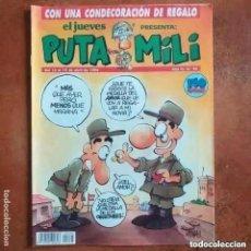 Coleccionismo de Revista El Jueves: PUTA MILI NUM 94. Lote 255461280