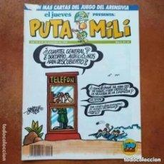 Coleccionismo de Revista El Jueves: PUTA MILI NUM 64. Lote 255461385