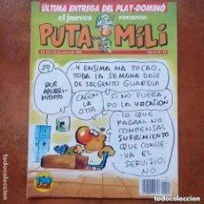Coleccionismo de Revista El Jueves: PUTA MILI NUM 91. Lote 255461485