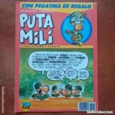 Coleccionismo de Revista El Jueves: PUTA MILI NUM 48. Lote 255461620