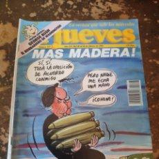 Coleccionismo de Revista El Jueves: REVISTA EL JUEVES N° 717 (AÑO XV, 1991). Lote 255542450