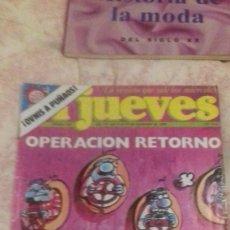 Coleccionismo de Revista El Jueves: EL JUEVES. Lote 261891400