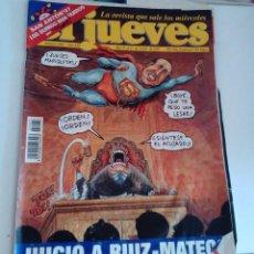 Coleccionismo de Revista El Jueves: REVISTA EL JUEVES N 1025 ENERO 1997 JUICIO A RUIZ-MATEOS. Lote 262405050