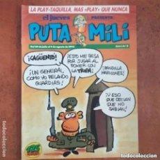 Coleccionismo de Revista El Jueves: PUTA MILI NUM 5. Lote 265947763