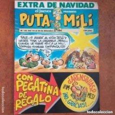 Coleccionismo de Revista El Jueves: PUTA MILI NUM 25. Lote 265947853
