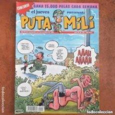 Collectionnisme de Magazine El Jueves: PUTA MILI NUM 118. Lote 266346908