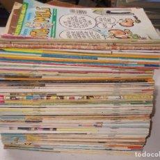 Coleccionismo de Revista El Jueves: LOTE 97 REVISTAS EL JUEVES, 3 REVISTAS PUTA MILI Y VARIOS, LEER DESCRIPCIÓN CON NÚMEROS. Lote 268444024