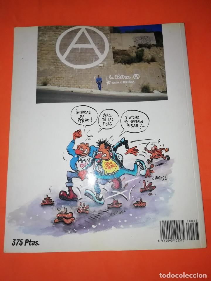 Coleccionismo de Revista El Jueves: PEDRO PICO Y PICO VENA. AZGRA. EL JUEVES. PENDONES DEL HUMOR Nº 67 1991. - Foto 3 - 269209673