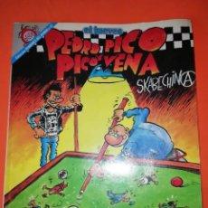 Coleccionismo de Revista El Jueves: PEDRO PICO Y PICO VENA. AZGRA. EL JUEVES. PENDONES DEL HUMOR Nº 67 1991.. Lote 269209673