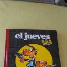 Coleccionismo de Revista El Jueves: EL JUEVES. LUXURY GOLD COLLECTION. MAKINAVAJA. 2008.. Lote 270183803