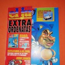 Coleccionismo de Revista El Jueves: EL JUEVES. Nº 877. CON EL SUPLEMENTO EL CHIP CAMPEADOR.. Lote 270685183