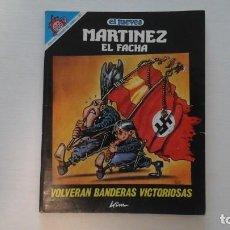Coleccionismo de Revista El Jueves: VOLVERÁN BANDERAS VICTORIOSAS. PENDONES DEL HUMOR. NUM. 25. Lote 271533608