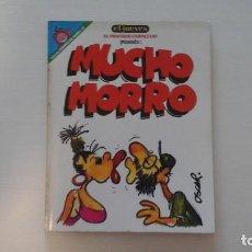 Coleccionismo de Revista El Jueves: MUCHO MORRO. COL. PENDONES DEL HUMOR. NUM. 35. Lote 271534083